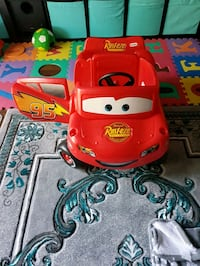 red and white Little Tikes cozy coupe Calgary, T2J 0A3