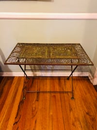 Wrought Iron Accent Table Los Angeles, 90027