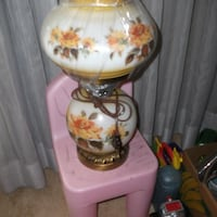sweet vintage lamp ... firm price ... Corbyville