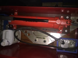 Hydraulic Tubing  Bender and other Equipment