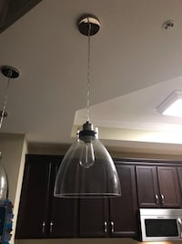 Clear glass pendant lights Rockledge, 32955
