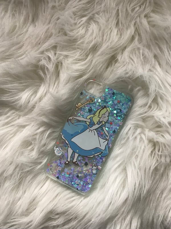 Disney iPhone 7/8 case Alice in wonderland 9d4fed6a-3097-45a1-802b-d41dd754d3cc