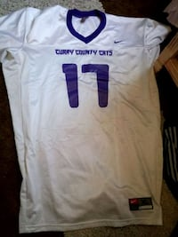 Mens nike jersy Curry County, 88101