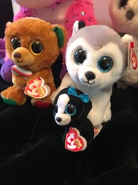Beanie Boos with tags like new Vienna, 22180