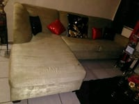 brown couch  Fort Lauderdale