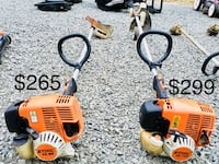Stihl professional commercial edger's-low use-will trade⬇️READ AD Below Stafford, 22556