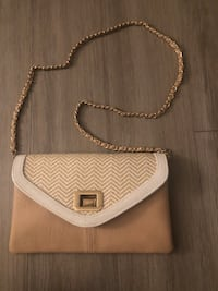 Aldo cross body purse/clutch