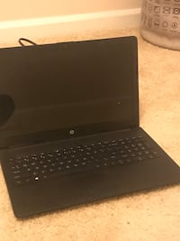 hp laptop with box and charger barley used  Charlotte, 28273