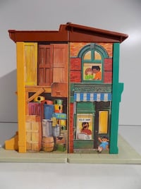 Vintage folding playhouse great condition Clarksville, 21029