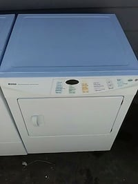 white front-load clothes washer Stockton, 95207