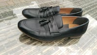 Black Leather Loafers Leicester, LE9