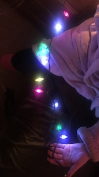 Usb charger iphone cable led christmas lights Surrey, V3S
