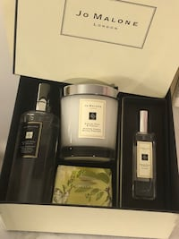 Band new Jo Malone gift set , just bought from holts with a receipt . Value of $600 隆格伊, J4K