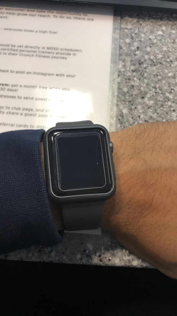 Apple Watch for Sale Series 3 Literally brand new - $250 or best