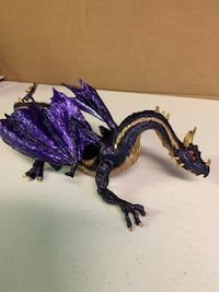 Assorted Plastic Dragons & Dinosaurs $5.00 for all Campbell Hall, 10916