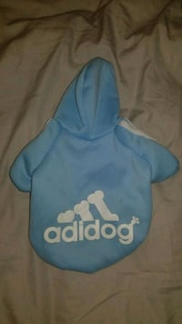 Dog adidog sweater Hamilton