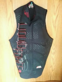 Liquid cardigan comp vest xl