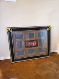 Large collage photo frame