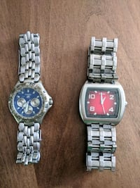 2 Fossil watches. Hanover, 21076
