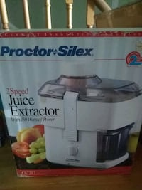 ProctorSilex 2 speed juice extractor Barrie, L4N 7M3