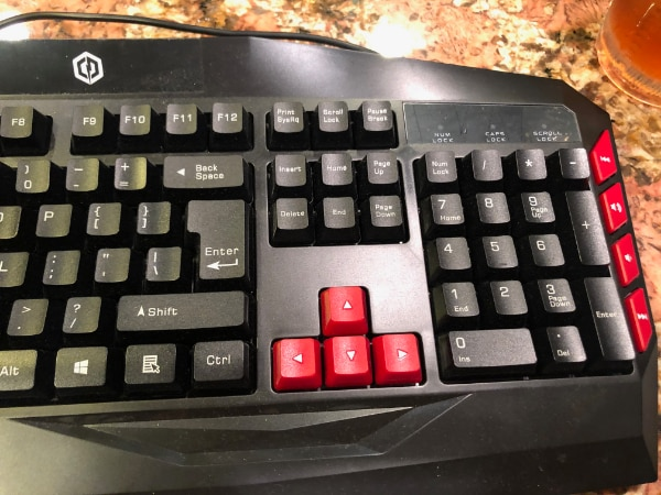 Used And New Corded Computer Keyboard In Coral Springs Letgo