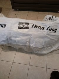 2007 Hyundai Tuscan front bumber cover Washington, 20020