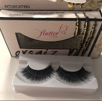 Brand new flutter lashes in intoxicating  Oakville, T1Y