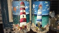 Light house with real shells Port Richey, 34668