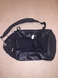 black leather 2-way bag Silver Spring, 20906