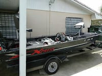 black Xpress motorboat Cutler Bay, 33189