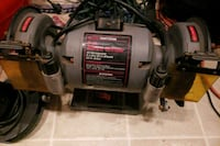 gray and black Craftsman air compressor Sparrows Point, 21219