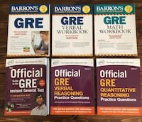 GRE Prep Books Knoxville, 37920