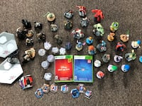 Disney XBox with characters Mentor, 44060
