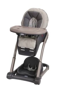 Dinner Par-tay!!! Graco 6-in-1 Convertible High Chair