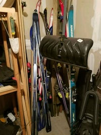8 pairs of skis approx Thornton, 80229