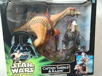 Star Wars Captain Tarpals and Kaadu action figure in pack Frederick, 21704