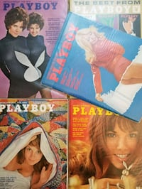 Playboy Back Issues