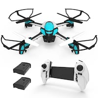 Drone with Camera for Kids - 720P HD Camera Kids Drone for Beginner & RC Helicopter with Remote Control - Extra Battery New York, 11232