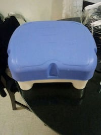 Step stool Seat and Storage bin Alexandria, 22315