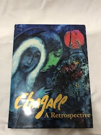 Chagall book Mary Esther, 32569