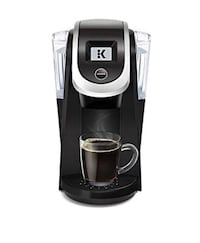 Keurig k200 hot brewing system black Toronto, M2N 5R8
