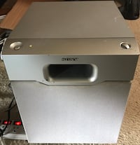 Sony Satellite Speaker Subwoofer SS-MSP1 SA-WMSP1