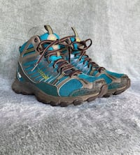 Montrail Badrock Out Dry Waterproof Hiking Boots Women's Size 7