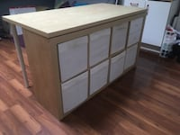 Custom kitchen island Toronto, M5A 2N8