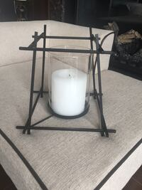 Candle Holder with candle Toronto, M3M 1E4