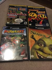 Game cube games Brampton, L6Y 1S1
