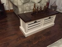 Coffee table custom built  Baltimore, 21206