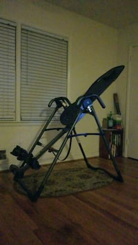 black and gray inversion table Atlanta, 30337