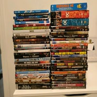 DVD Collection  Mississauga, L5L 4W2