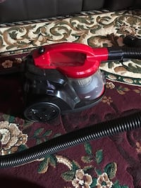 black and red canister vacuum cleaner London, N6K 1L4